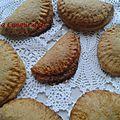 Ravioli sucrés à la confiture de figues ou au chocolat