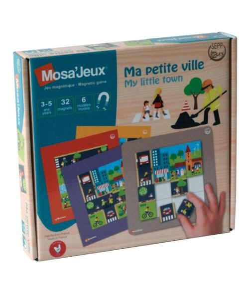Mosa'Jeux Ma Petite Ville
