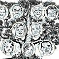 Arbre-genealogique en caricatures