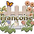 Prénoms françoise