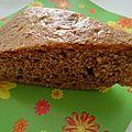 Gâteau pomme-praliné de noisettes