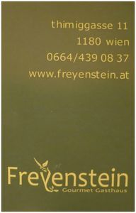 Freyenstein Carte de visite J&W