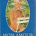 Mon amour ma soeur - nathalie more - eurédif - collection aphrodite - 1975