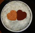 Fondant chocolat glaçage chocolat blanc coco1