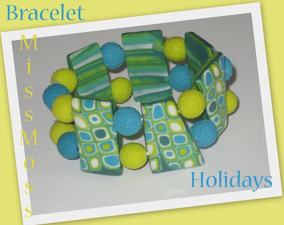 Bracelet Holidays