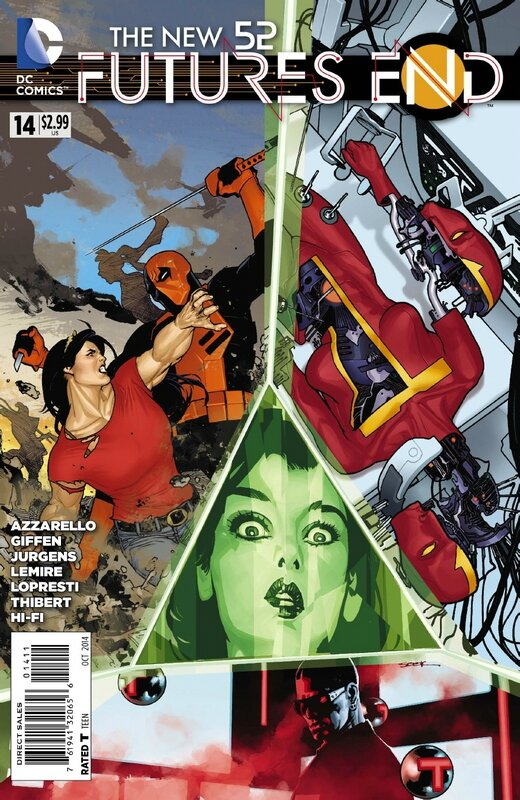 new 52 futures end 14