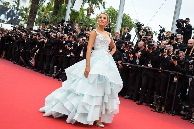Blake-Lively-robe volants