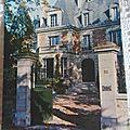 Versailles - CTA - rue du parc de Clagny - entrée datée 1969
