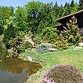 Le jardin botanique de gondremer