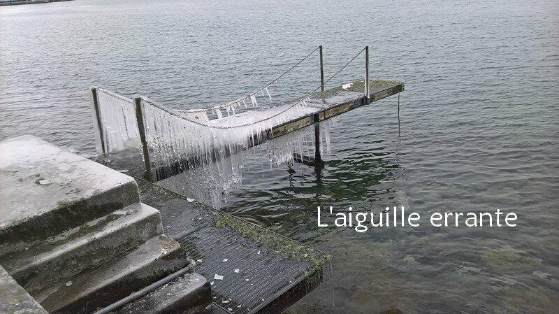 pont glacé