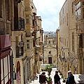 2013 - ruelles à La Valette - Malte