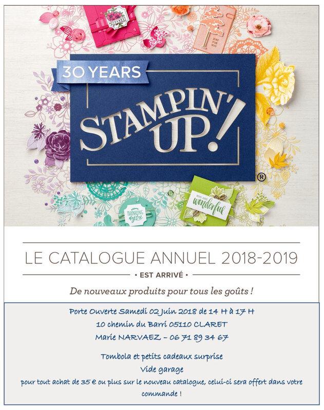 invitation sortie nouveau catalogue 02 06 2018