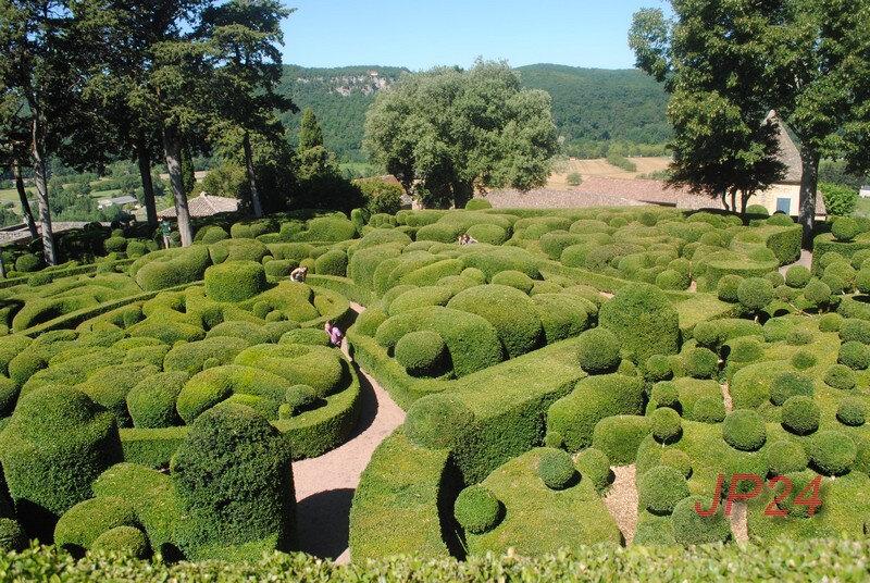 Les Jardins de Marqueyssac photos de JP 24