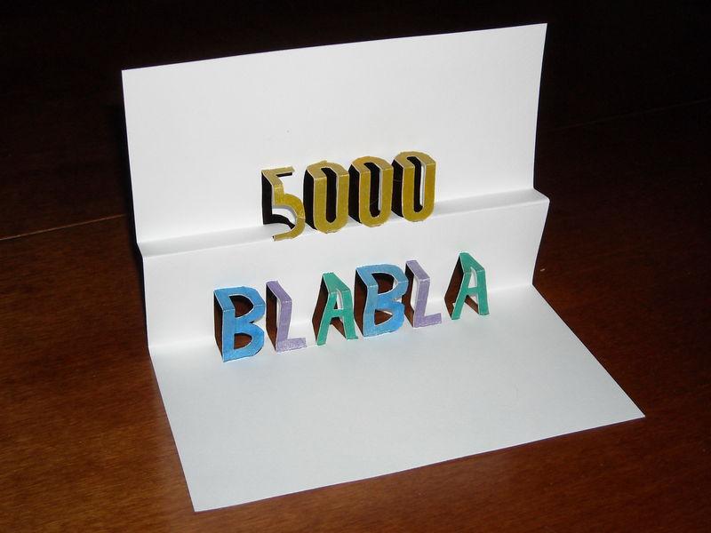 5000 blabla