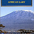 African lady ~ barbara wood