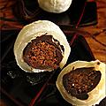 Manju au spéculoos : gâteau farceur ou moelleux cachant croustillant