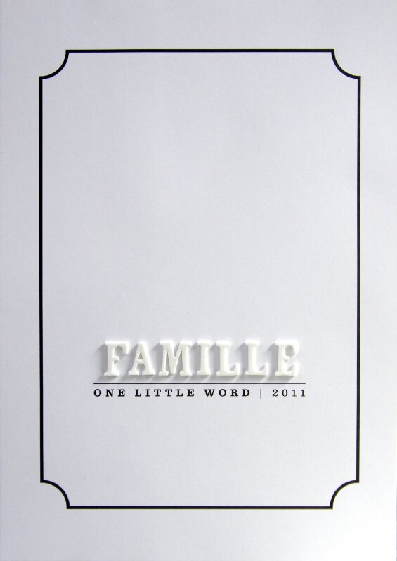 One Little Word 1