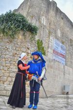 Episode d'Aliénor au château de Mauléon les Chauvigny (2)