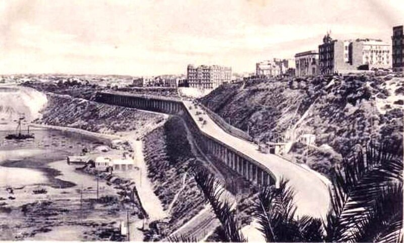 PO h- 10- Route du port