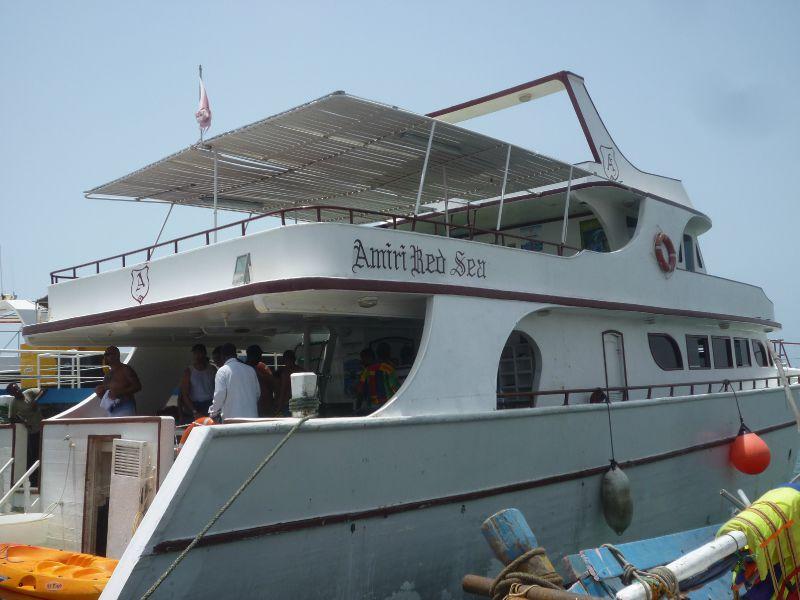 yacht de 26 x 8 metres, 450 m2, 12 noeuds