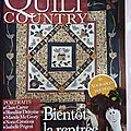 quilt country n°20