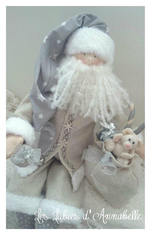 Père Noël Tilda