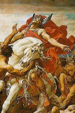 Bataille de Tolbiac- Clovis