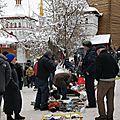 Izlaimovo's market