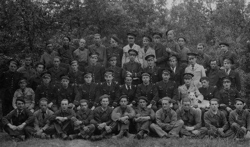 TAÏB Vassincourt 3ème escadrille-guerre 1939-1940-Mois de juin