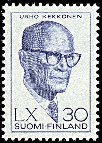 1961-Urho Kekkonen