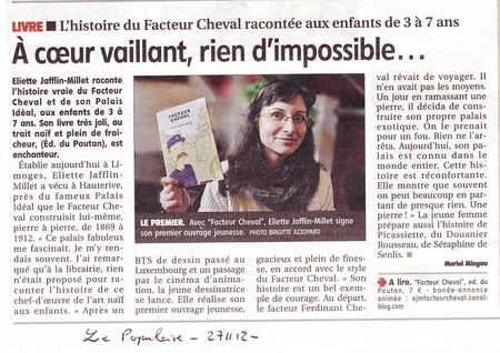 article populaire FC-271112