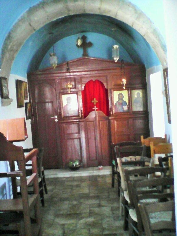autel chapelle