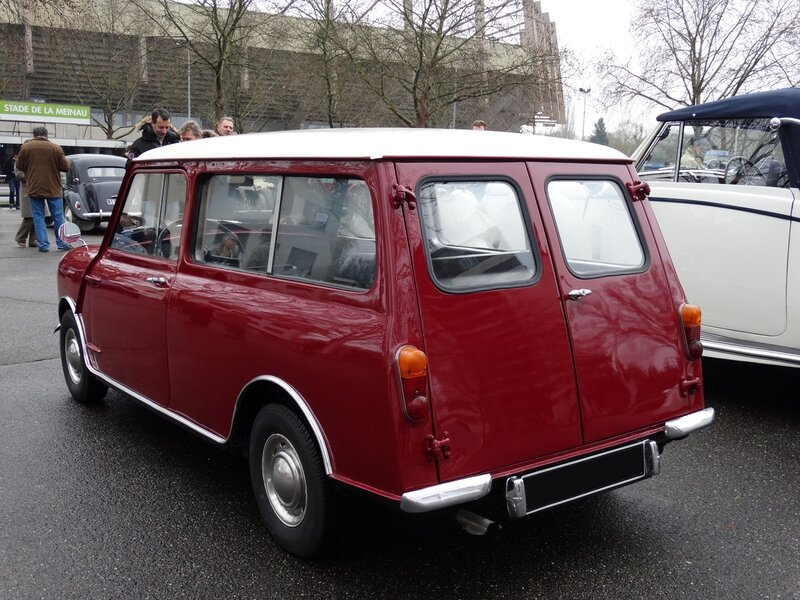 AUSTIN MINI Estate Strasbourg (2)