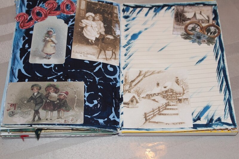 Janvier page journal intime (2)