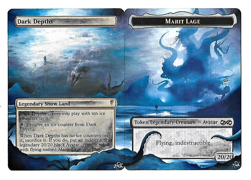 Dark Depths & Marit lage Alteration