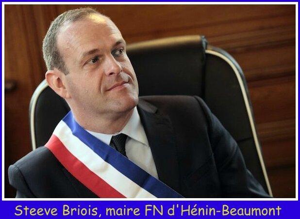 Briois maire Hénin 1