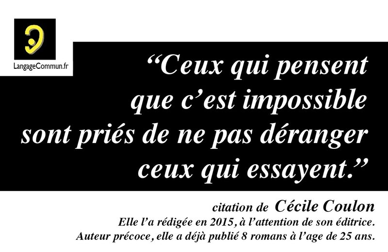 LangageCommun-fr-CecileCoulon-ImpossiblePasDeranger