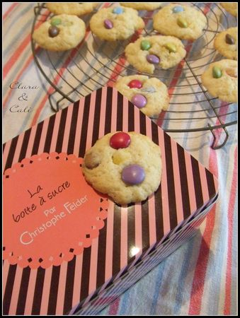 Cookies aux Smarties 002