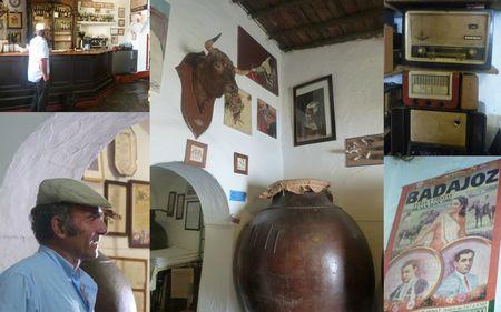 Taverne à Moureio