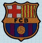 foot fc barcelone machine