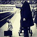 Je suis paris : excusez-moi, monsieur, le train pour un monde meilleur... ?