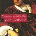 Mémoires de monsieur de gourville (cr alain hugon)