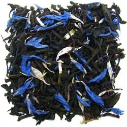 2- Thé Earl grey french blue
