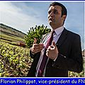 Florian philippot vice-président du front national sur france 3 le 15/03/2017