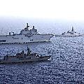 Méditerranée orientale : la france au secours de la grèce face à la turquie