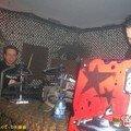 DJ Set et Percu Cave@Reveillons Nous 2006