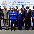Economie : partenariat renforcé de l'allemagne