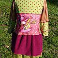 2015 enfant, NAC IMAG'INE, Sorcière fuscia