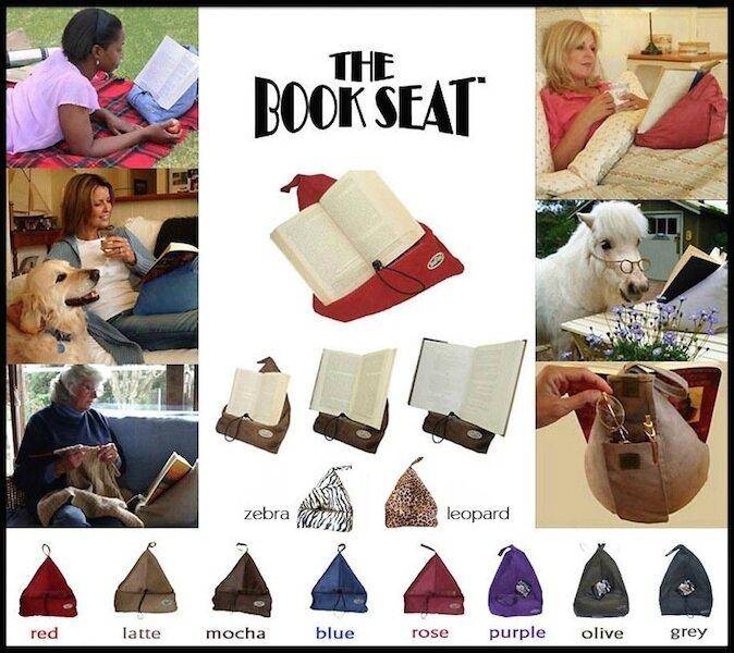 espace buro the book seat 1