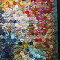 Printemps Avril 2011 Fleurs Salon pour l'Amour du Fil 074
